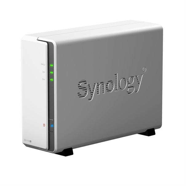 Synology NAS Disk Station DS119j profil